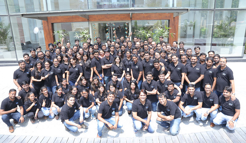 Team Unicommerce Gurgaon